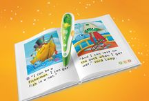 Tag Book Library / Leap Frog Tag Books we have