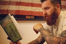 Beards & Tattoos Hipster Style