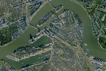 Rotterdam / Rotterdam a beautifull (harbor)town in the Netherlands