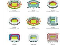 STADYUM-Spor alanları-binaları
