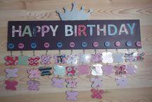 Verjaardag in de klas