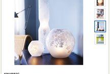 Home ideas / Decorating, Furniture etc