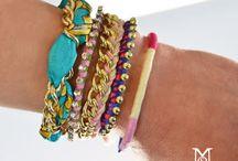 DIY bracelets, necklaces and more