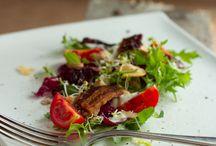 Salads / by Ewelina Gladysz