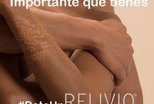 RELIVIO / RELIVIO pertenece a una gama de emolientes específicos para personas con psoriasis y atopia