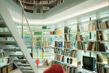 Library Interior Inspirations / The best collection of library interiors