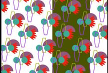 Pattern / Textile design/ graphic pattern
