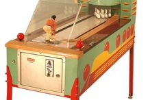 Pinball machines/arcade games