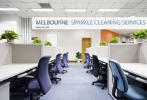 Sparkle Cleaning Services Melbourne / This increase in the visibility and availability of office cleaning staff tends to raise the overall awareness of the process, highlighting its importance and demonstrating the commitment to high standards. As a result, building occupants tend to show more respect towards Office Cleaning in Melbourne professionals when they see them working hard to keep the building clean, so greater care is often taken by staff and visitors as a result.