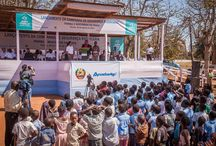 Anadarko Road Safety Campaign Features 18,000 People in Mozambique