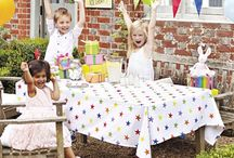 Children's birthday parties / We're looking to share inspiration for kids' birthday party ideas.
