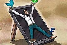 Satirical Ilustrations