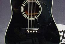 My Guitar Bio / Every guitar I've ever had