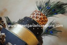 Animal Print Party Ideas / Ideas and Dessert Tables for ladies Parties 40 Years old 50 etc