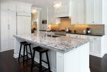 Cambria countertops / by Stacey Bond
