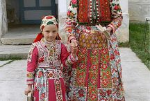 National costume / 世界の民族衣装を集めます。