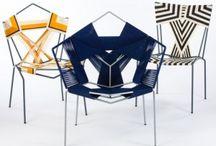 + chairs + / by Sophie van Winden