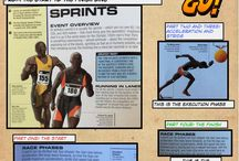 Athletics Work Cards