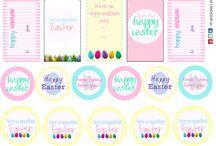 Pasqua - Tags - Pack