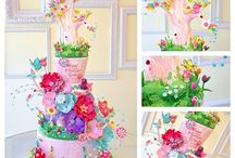 Beautiful cakes / by Ennas' Cake Design - Irina Salazar