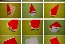 Papier vouwen