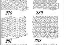 Crochet stitch pattern