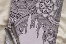 Desenhos encantadores