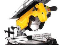 Ingletadoras Femi / Femi fabrica maquinaria de corte de la mayor calidad, entre la que destacan las ingletadoras con o sin mesa.