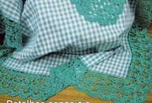 Crochet edging / #crochet #edging #trim