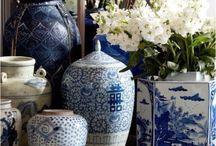 My blue & white home / by Eleni Protopapa.