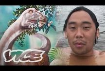 David Choe Videos / Selections of film and video from artist David Choe