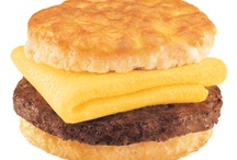 Biscuits 'n' More!  / The esteemed Biscuit Bakers arrive at 4 a.m. to make  our Made from Scratch Biscuits - a staple on the Hardee's breakfast menu. We also have bowls, wraps and platters. Start your day off right. Full!  / by Hardee's Food Systems, Inc.