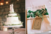 Wedding cakes... done a little different