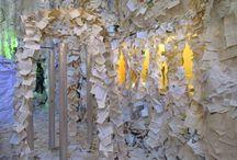 """""""IL CERCHIO DEI SOGNI"""" allo Studio-Museo Francesco Messina / Un'installazione d'arte in cui verranno riproposte e rivisitate  alcune delle opere più visionarie realizzate negli ultimi anni dalla compagnia Teatro Pane e Mate, integrate con alcune opere dello scultore Francesco Messina e con i libri combusti di Alfredo Pizzo Greco, in uno scambio continuo di suggestioni. http://manoxmano.it/milano/evento/dopo-nutrire-lanima-lo-studio-museo-francesco-messina-ospita-il-cerchio-dei-sogni/"""