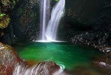 bali water fall