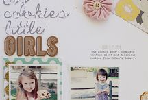 Design Team Projects - September 2014 Kits / by Citrus Twist