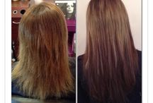 Great Lengths Hair Extensions transformations by Canadian National Educator Dee Gaultier / Great Lengths National Educator Dee shows off transformations and life at the Little House.  www.houseofgreatlengths.com