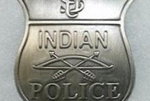 indián police