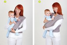 Keeping Baby Close|Babywearing / Wearing your baby can benefit you both. Here you will find different types of carriers, warm and cold weather babywearing, tips, tricks, and more.