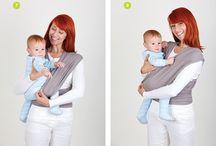 Babywearing Wraps