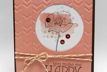Stampin' Up! Happy Watercolor Stamp