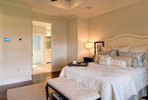 Our Master Bedrooms / Master bedroom suites by Farinelli Construction  / by Farinelli Construction & Design Studio