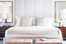 FCI - Large Headboard Ideas - Minimal / Some of our favorite Minimal Large Headboard Ideas