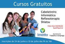 Prefeitura de Seropédica oferece cursos profissionalizantes gratuitamente