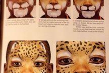 schmink dieren