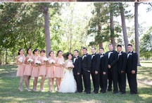 Blush wedding beautiful
