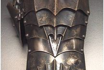 armor and scales
