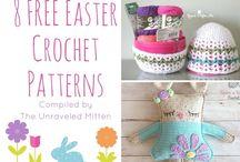 Crochet Pattern Round Ups / A round up of crochet pattern round ups from some of my favorite bloggers!
