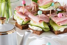 Platter Ideas / Party food