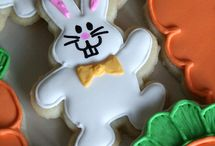 Easter Cookies / by Frankie Blount   Townsend
